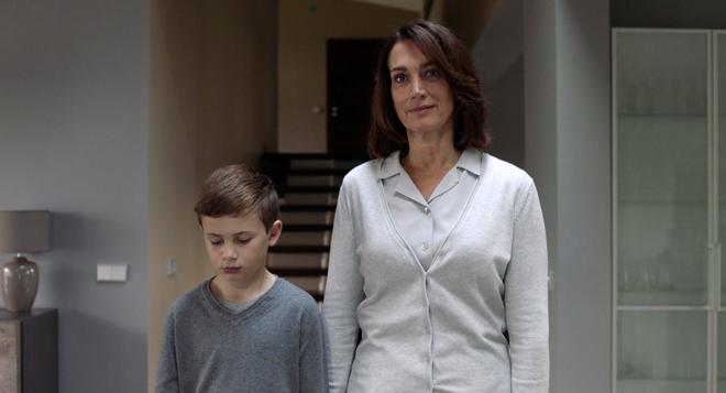 A certain kind of silence madre e hijo