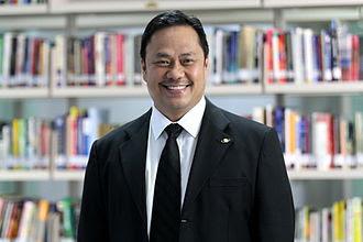 Ary Ginanjar Agustian; Motivator Nasional Penggagas ESQ