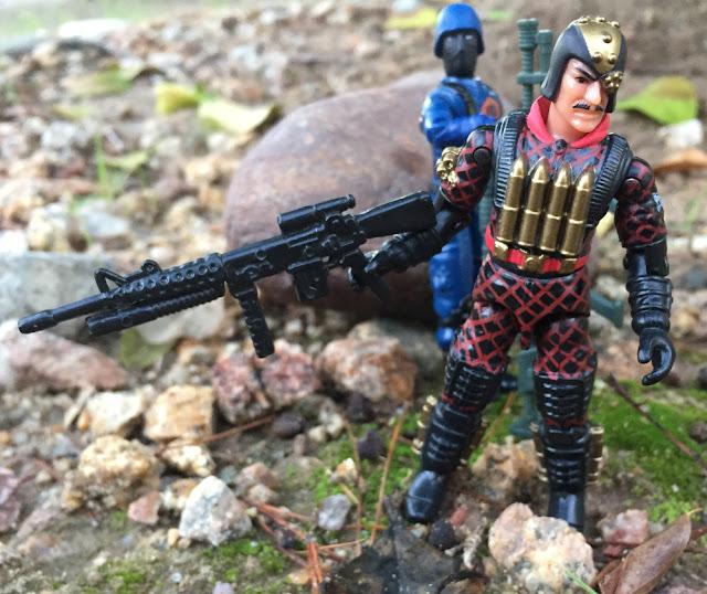 2003 Python Patrol Major Bludd, Lamprey, TRU Exclusive, Cobra Trooper, Cobra Infantry, 2004, Kaido