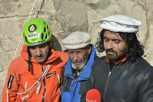 """""""Sherpas find sponsors. How about us? Nothing awaits me from Pakistan """",Says Muhammad Ali Sadpara,A beautifully penned article by Dominik Szczepański"""