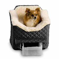 Snoozer Lookout II Pet Car Seat - Small