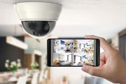 Tempat Paling Efektif untuk Meletakkan CCTV di Rumah