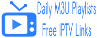 19 New Smart IPTV M3U Playlists 01 November 2018