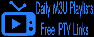 New M3U Free IPTV Links 11 February 2018