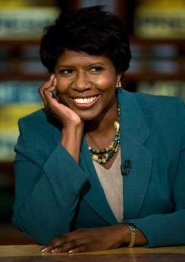 Gwen Ifill, Award-Winning Journalist, Dies at 61