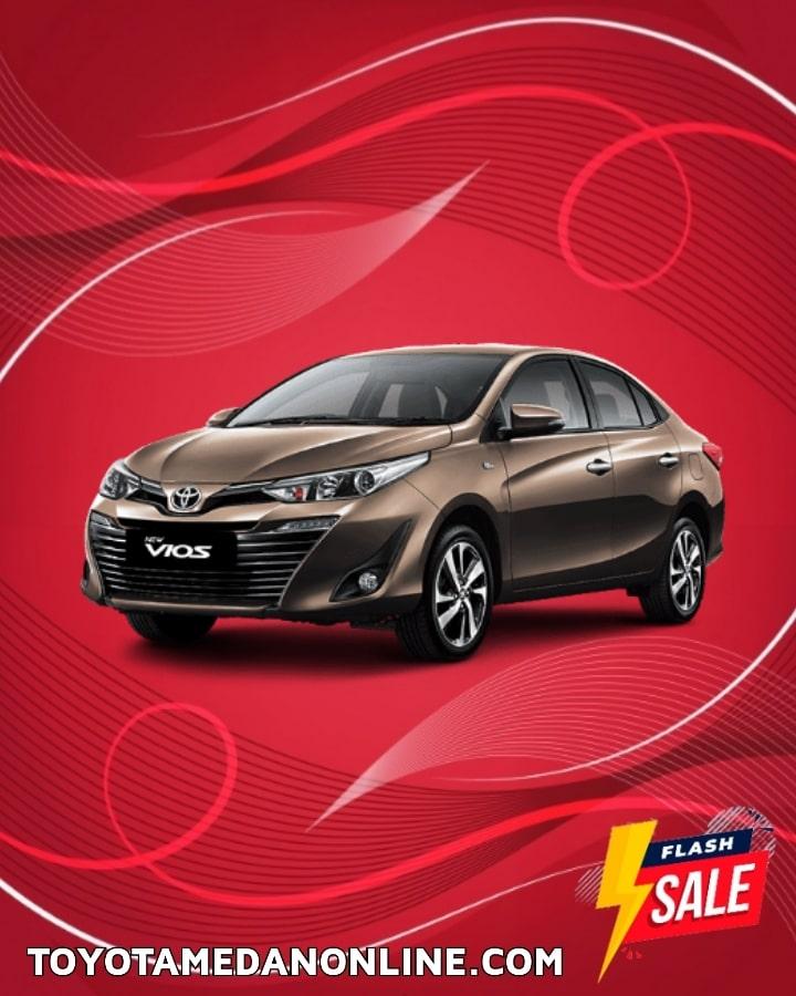 Harga Promo Toyota Vios Medan