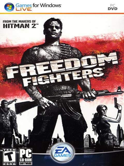تحميل لعبة Freedom Fighters مضغوطة برابط واحد مباشر كاملة مجانا