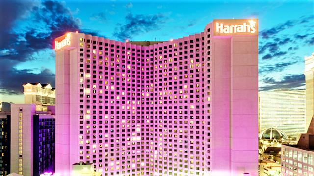 Harrahs, LasVegas, Hotelstay, Hotelreview, Ceasersentertainment