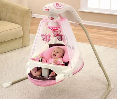 Tips Memilih Ayunan Besi yang Baik Untuk Bayi