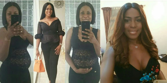Linda Ikeji's official public statement of her pregnancy