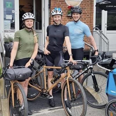 gravel carbon road bike rental in Copenhagen cycling Denmark