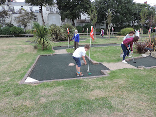 splash point worthing minigolf