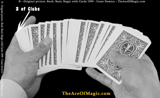 Magic Card Trick