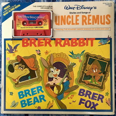 Walt Disney's Stories and Songs of Uncle Remus