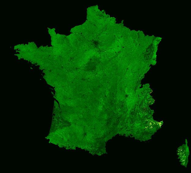 Francia, Probe V