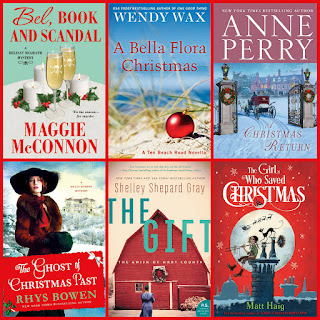 11 Christmas-themed books to read in 2017