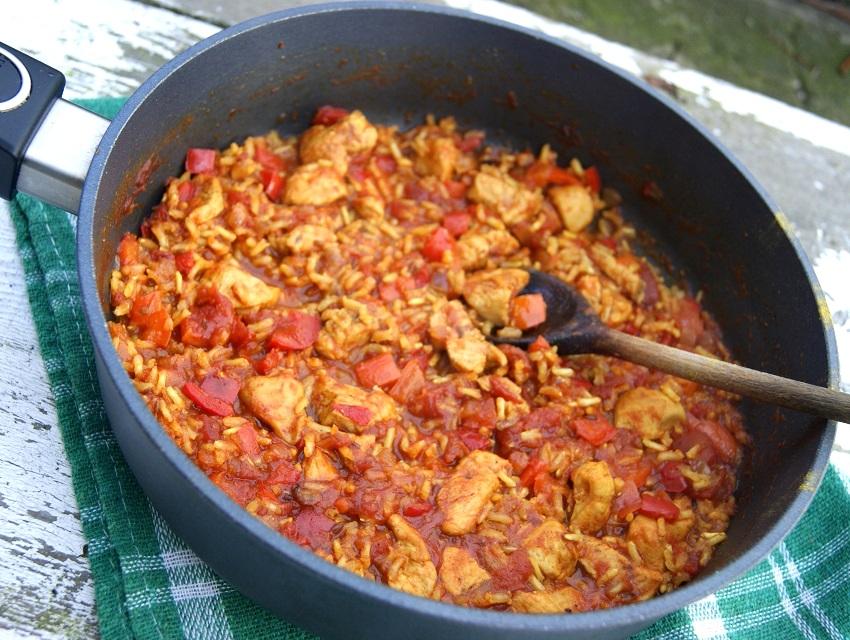 Jambalaya, czyli potrawa jednogarnkowa