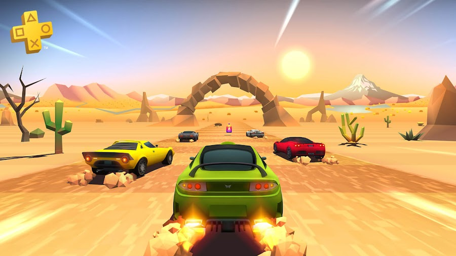 horizon chase turbo game ps4 plus aquiris game studio