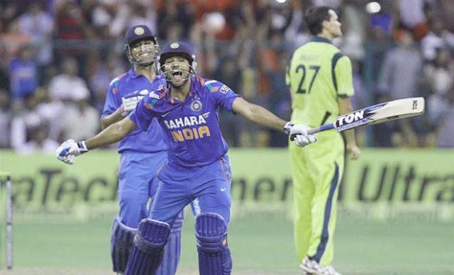 AUS v IND: धोनी ने सुनिश्चित किया कि वे न्यूनतम जोखिम के साथ