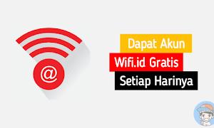 Cara Mudah Mendapatkan Voucher Wifi.id Gratis Setiap Hari
