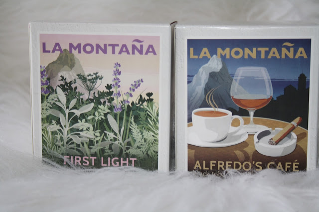 La Montana - Scented Candles Inspired by Spain