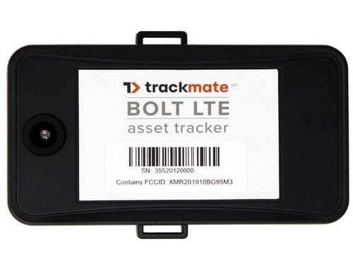 TrackmateGPS BOLT LTE 4G Magnet Mount GPS Tracker