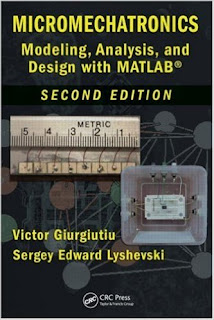 Micromechatronics: Modeling, Analysis, and Design with MATLAB pdf download free