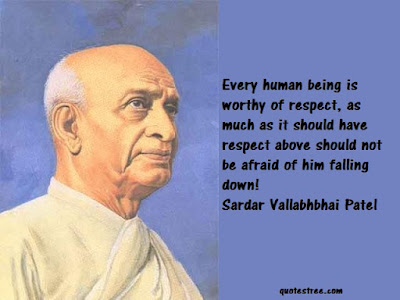 Sardar Vallabhbhai Patel Messages