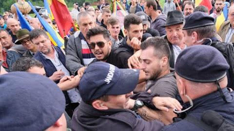Budapest román nagykövete megtagadta a párbeszéd lehetőségét
