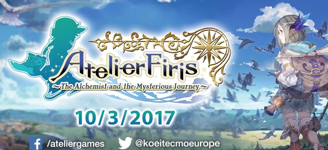 Atelier Firis: The Alchemist and the Mysterious Journey estrena tráiler de lanzamiento
