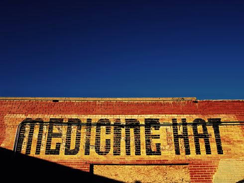 historic clay district medicine hat alberta