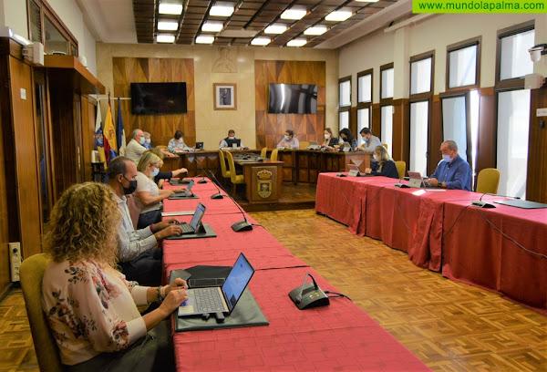 El Cabildo destinará 300.000 euros a subvencionar instalaciones de placas solares en viviendas de particulares