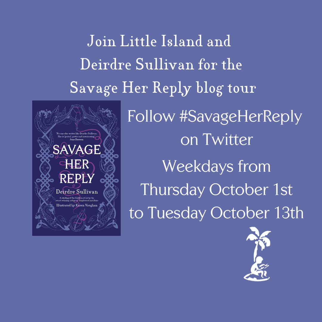 Savage Her Reply Blog Tour Banner for Social Media