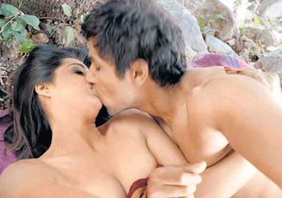 Saxy kiss photo