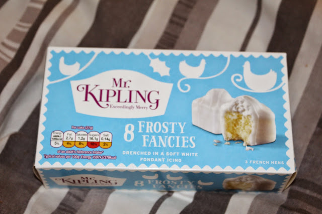 Mr Kipling's Frosty Fancies