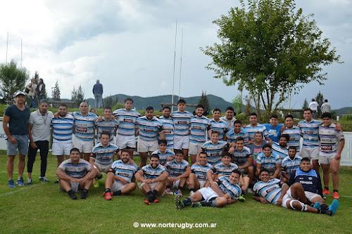 Tiro Federal Rugby - Unión de Rugby de Salta