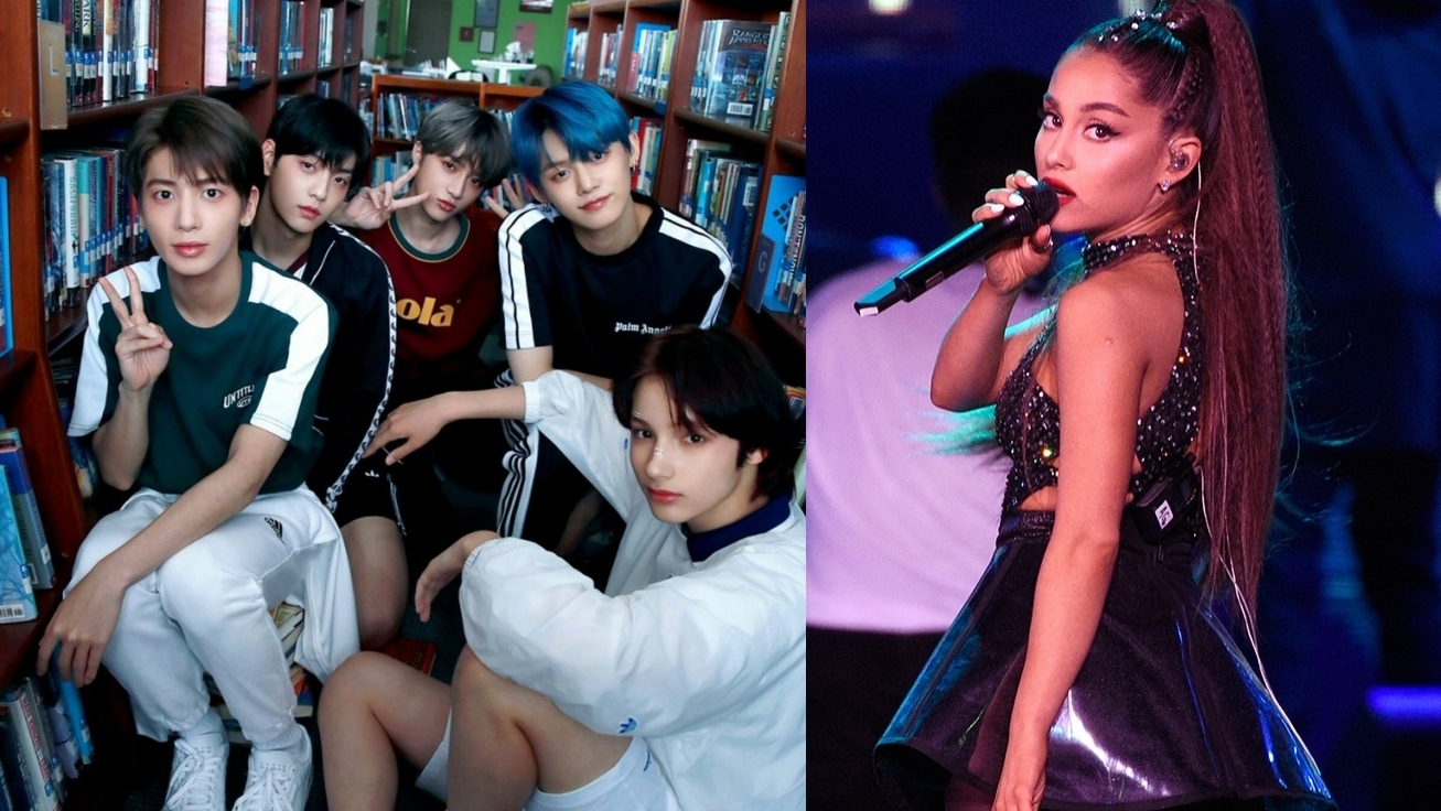 TXT Surprised Fans with Covering Thank U, Next by Ariana Grande