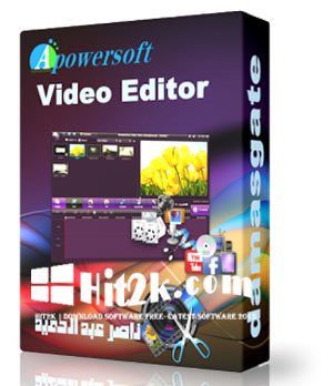 Apowersoft Video Editor 1.1.3 Full Version