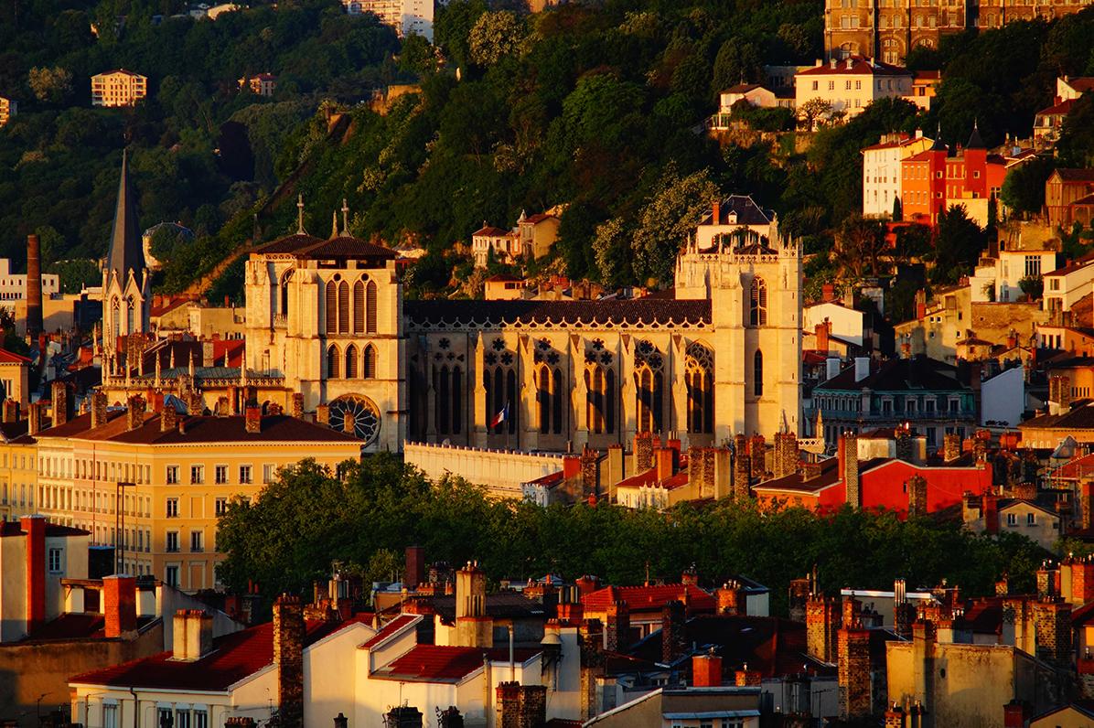 Vieux Lyon Cathédrale Saint-Jean Visites guidées