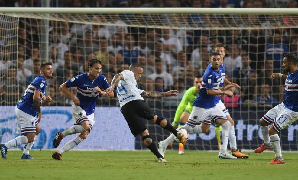 Sampdoria-Inter decisa da Brozovic e dal VAR: annullati tre gol .