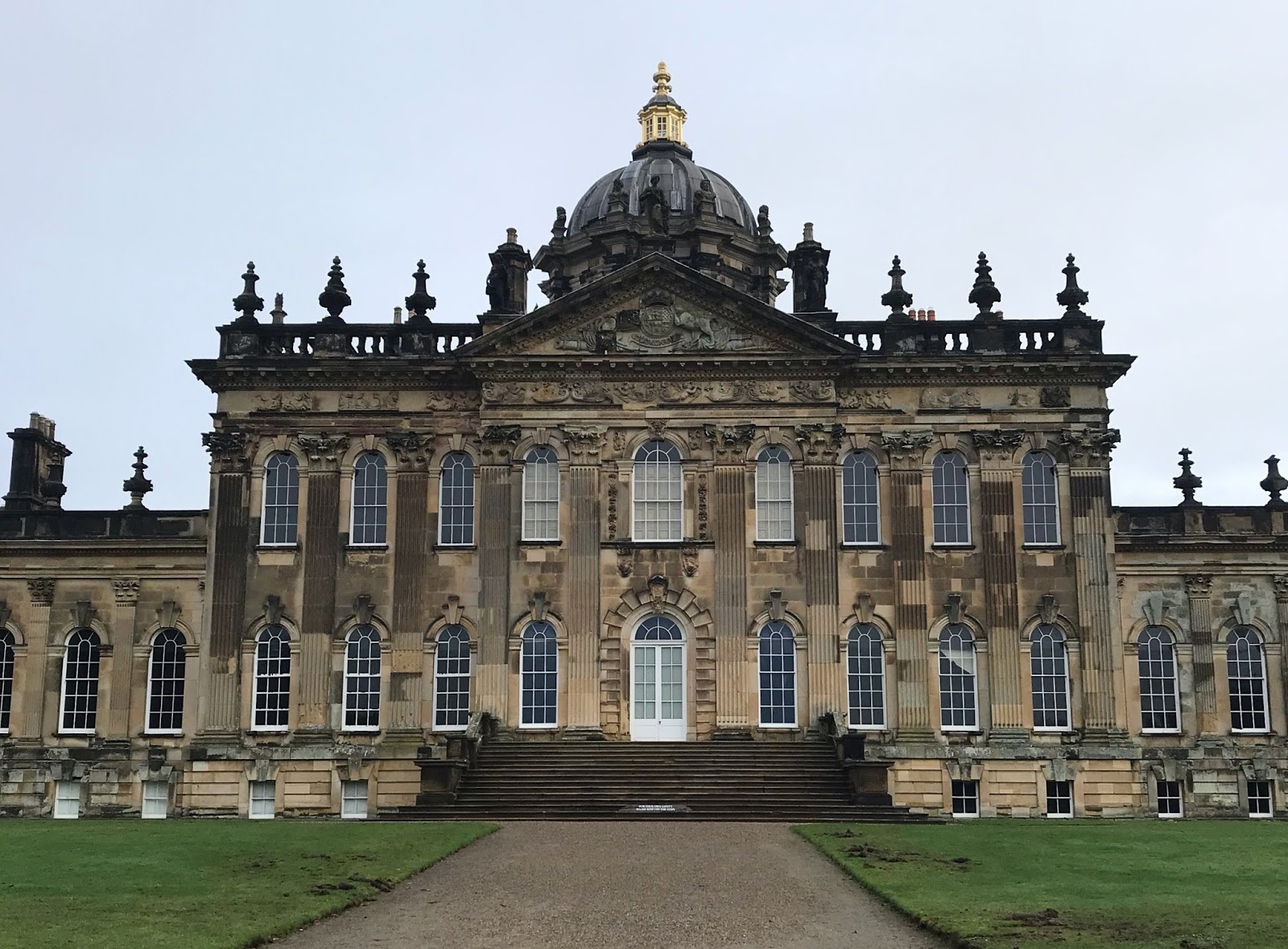 Christmas at Castle Howard 2018