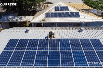 Bagaimana Solar Panel Bekerja