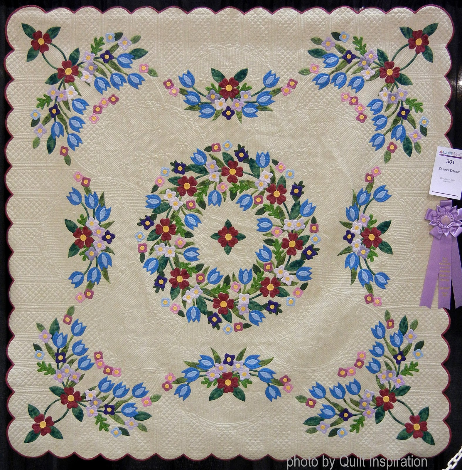 Quilt Inspiration Highlights Of The 2016 Aqs Quiltweek