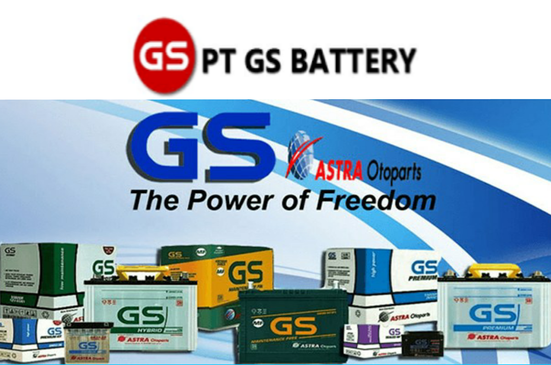Info Loker 2018 Operator Produksi PT GS BATTERY Jakarta - Karawang