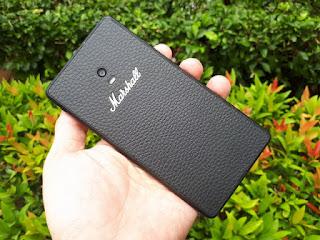 Hape Marshall London Seken 4G LTE RAM 2GB ROM 16GB Mulus Normal