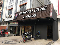 Lowongan Kerja Forty One Cafe And Coffee Shop