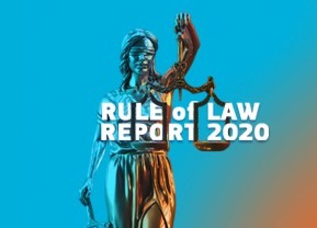 Primer informe anual sobre la situación del Estado de Derecho en la Unión Europea
