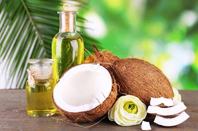 Several healthy benefits of coconut oil