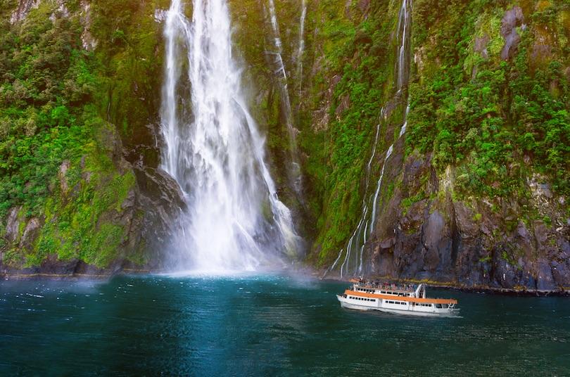 اجمل الحدائق الوطنية في نيوزيلاندا
