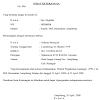 Contoh Surat Keterangan Telah Melaksanakan PPL Mahasiswa di Sekolah/Madrasah Terbaru Maret 2017